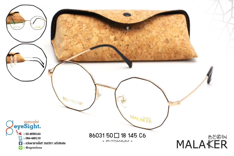 glasses MALAKER 86031 50[]16-145 C6